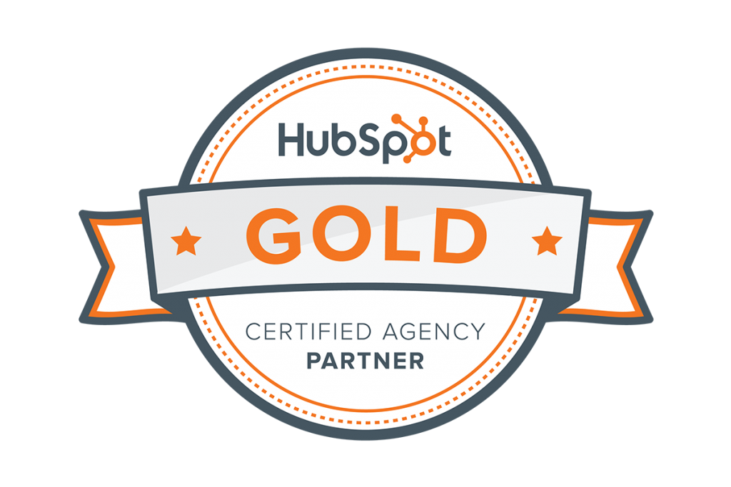 HubSpot Gold Partner Tier