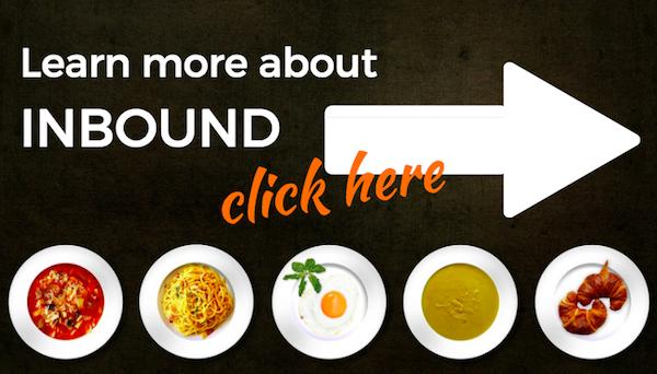 inbound marketing foodservice